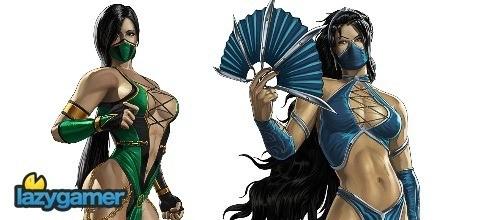 Female body armour