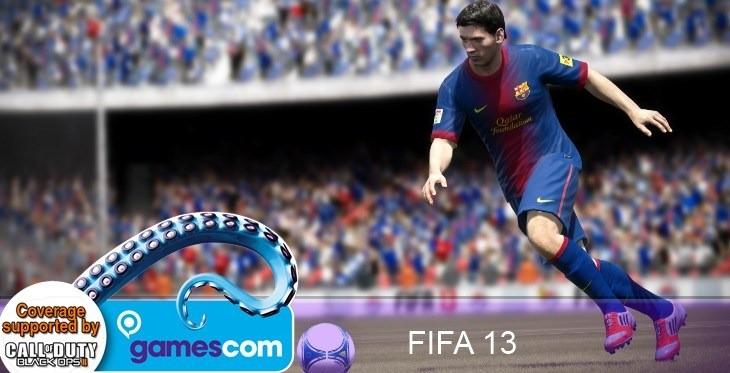 FIFA13Gamescom