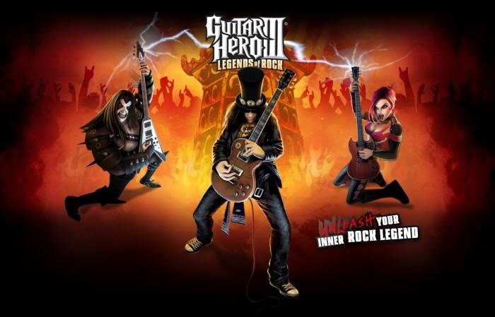 No Guitar Hero: Guns N' Roses for Axl 2