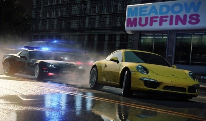 Need For Speed Most Wanted Multiplayer Teaser Trailer is a trap! 2