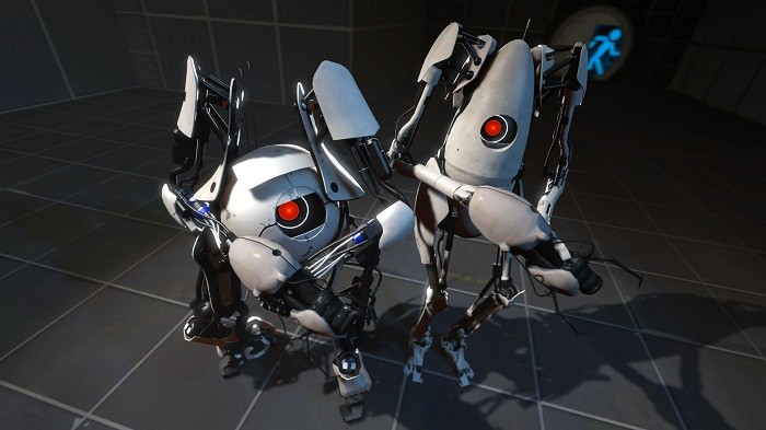 Portals for two - create your own co-op levels with the Portal 2 level creator 2