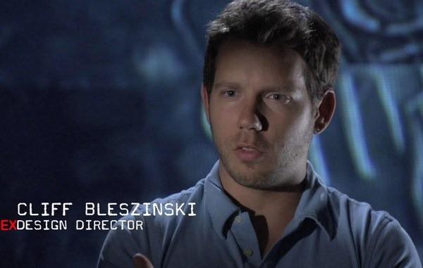 Cliff Bleszinski