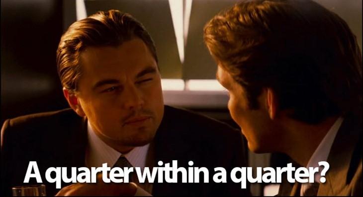 Quarterception!