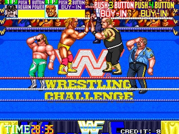 WWF Wrestlefest 1991