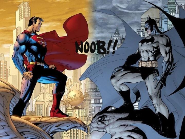 Batman and Superman part of eSports 2
