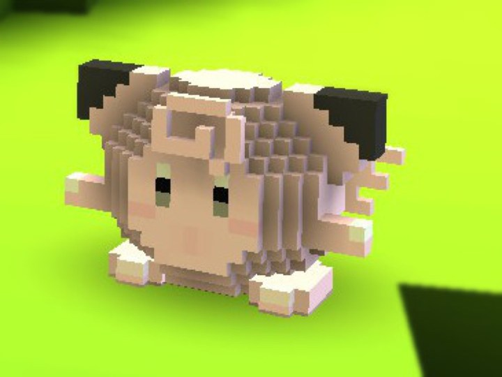 Pokemon and Walking Dead skins for Minecraft and Cubeworld 9