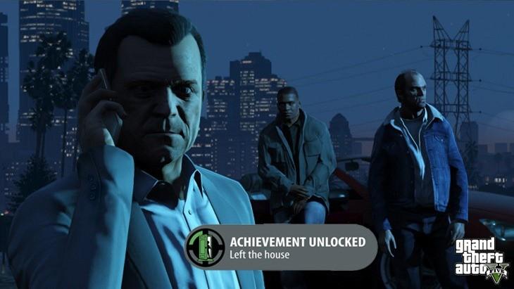 GTA V sure has some weird achievements 2