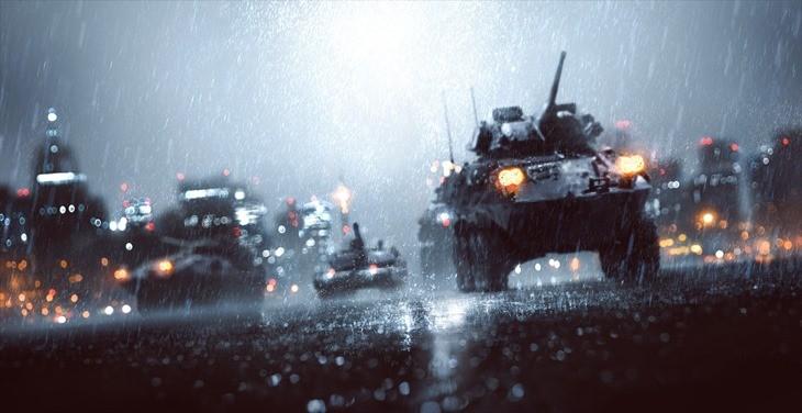 Soggy Tanks