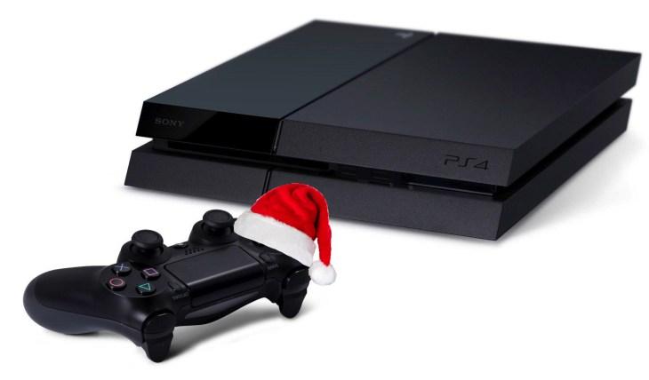 PS4 for Christmas