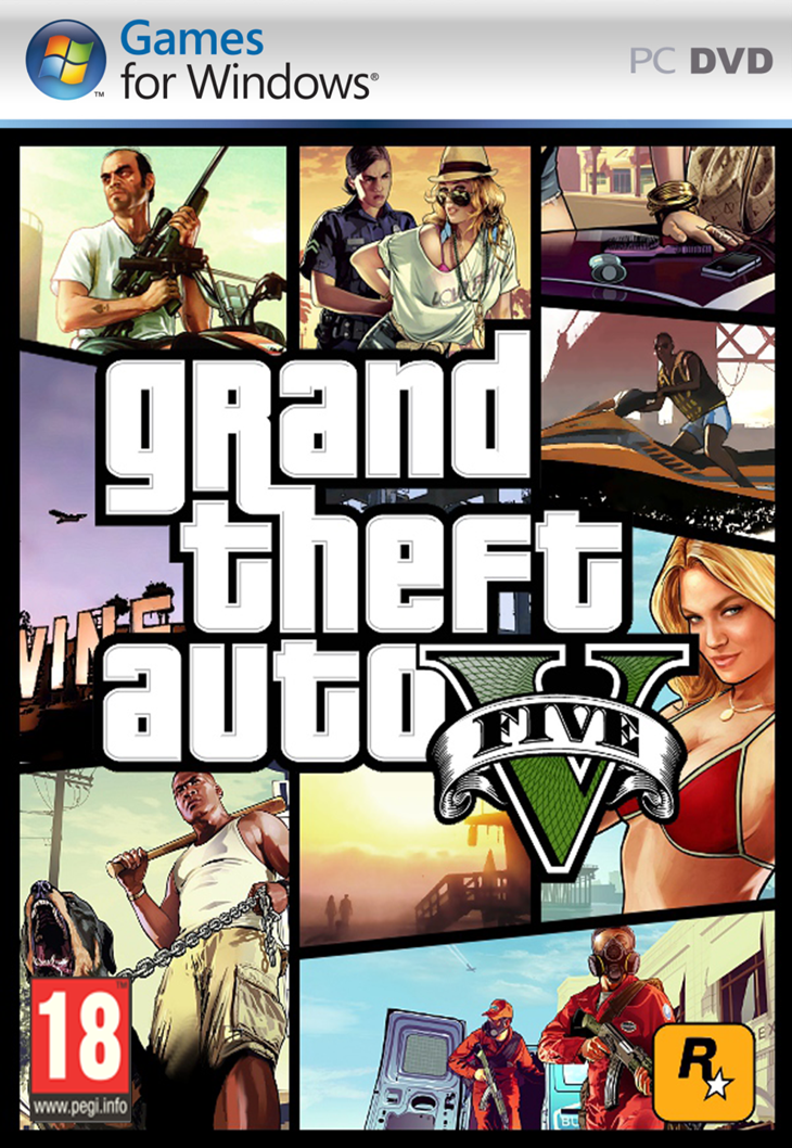 GTA V on PC is coming