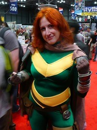new york comic con nycc 2012 cosplay hope summers