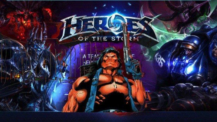 Heroes of the Storm 664x374