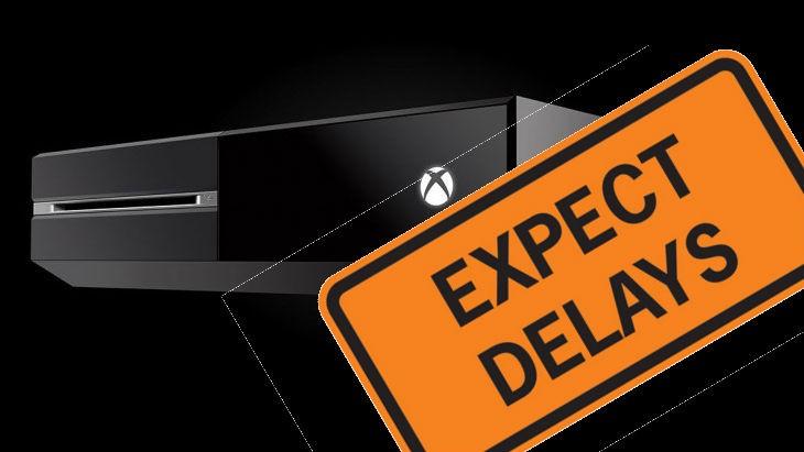 Xbox delay