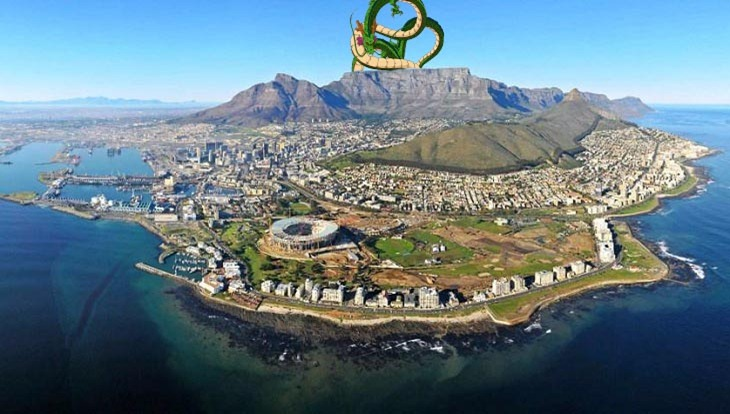 This isn't even Cape Town's final form...