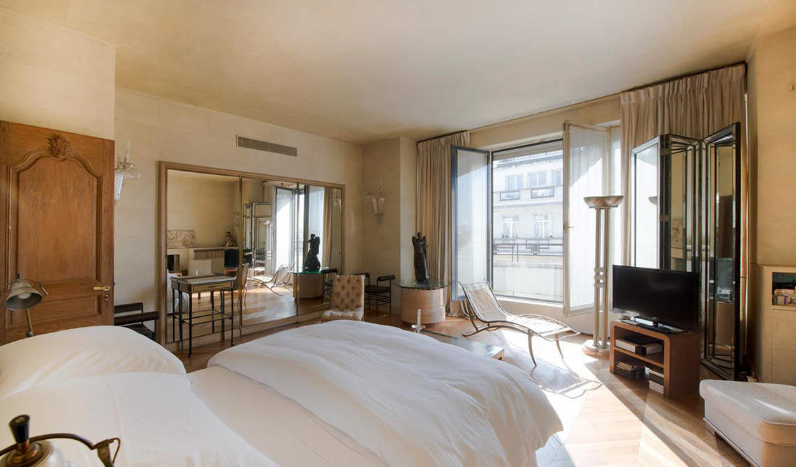 Penthouse with terrace for sale over Seina, 7th arrondissement, Paris - 2