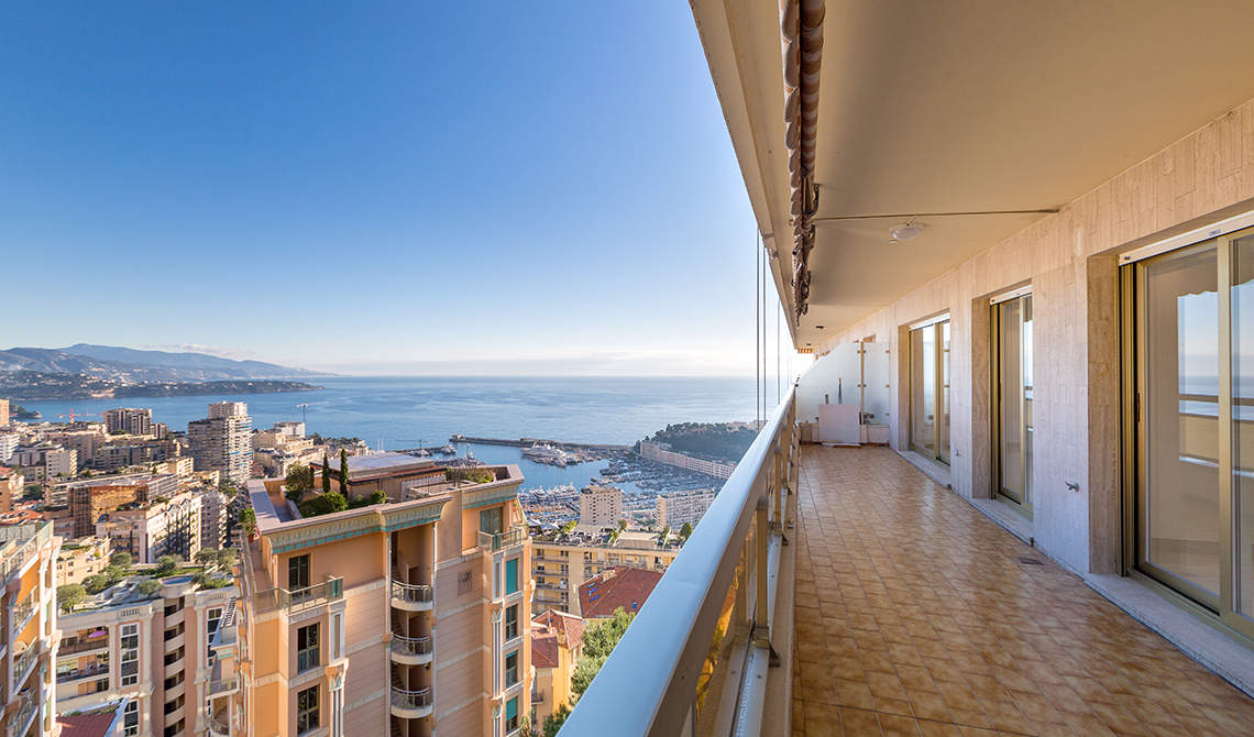 Apartment for sale in residence Les Ligures in Exotic Garden - 0