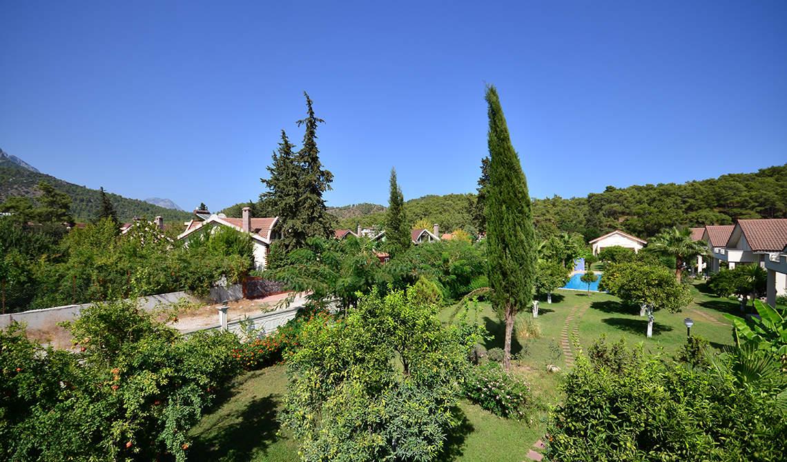 Casa privata con piscina in vendita vicino a Kemer Turchia