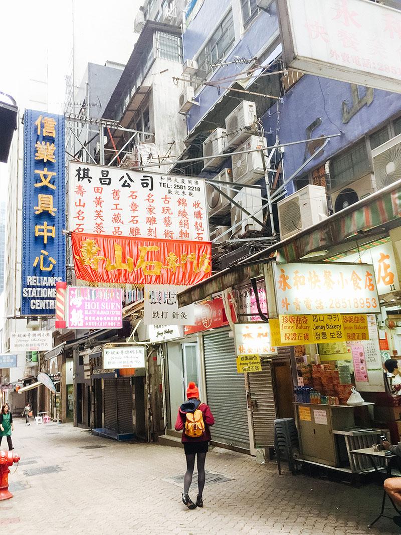 Voyage A Hong Kong Central 00004