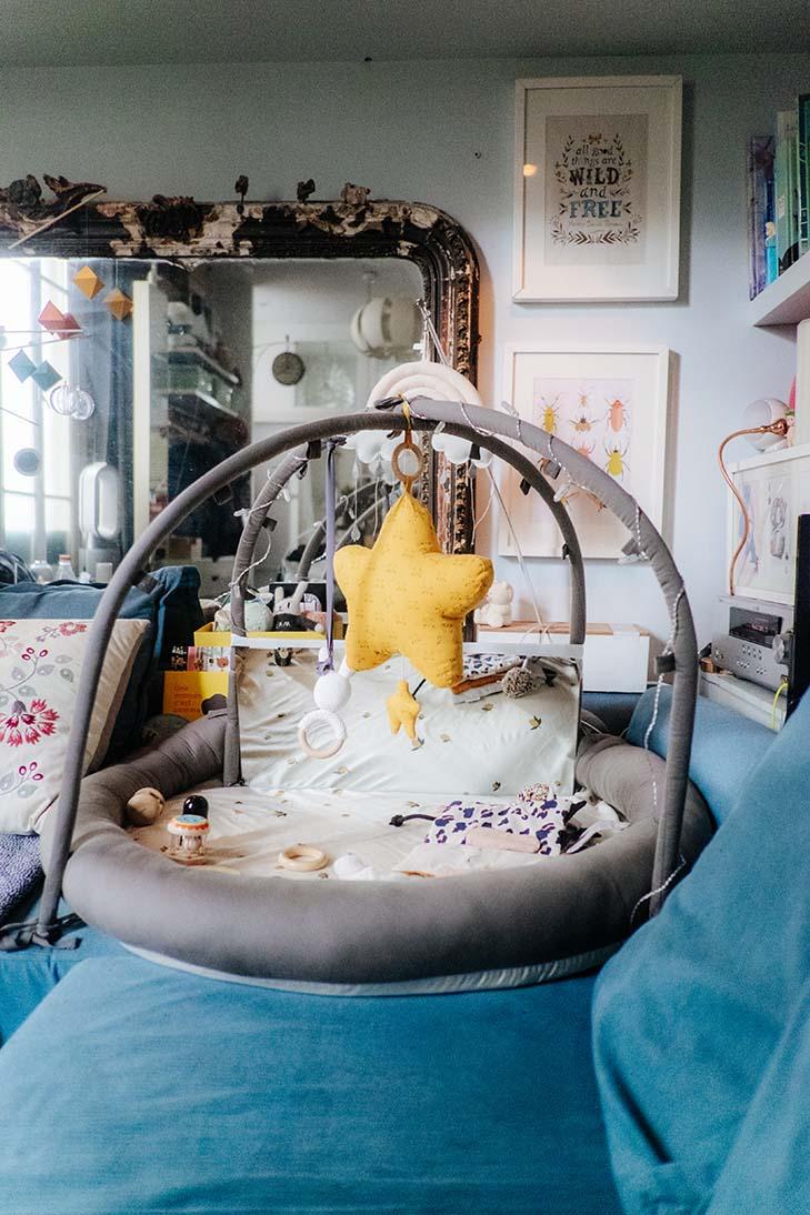 Aménager Un Coin Bebe Dans Un Studio Parisien 44