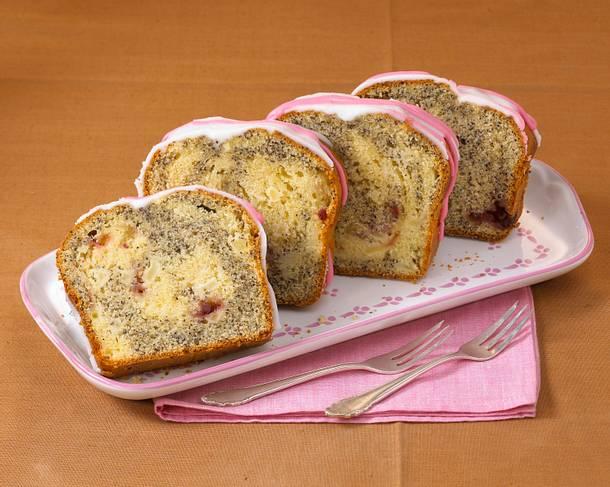 ApfelMohnkuchen aus der Kastenform Rezept  LECKER