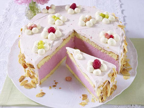 Kleine Torte Auftauen