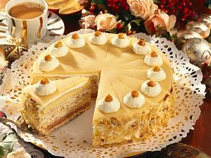 139 Marzipan TorteRezepte  LECKER