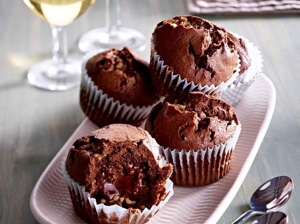 Muffins  Rezepte fr kleine Kuchen in Bestform  LECKER