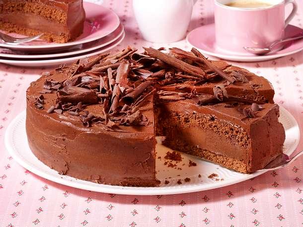 SchokoladenTorte  das beste Rezept