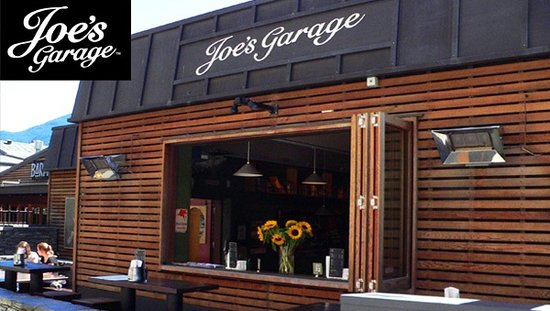 Joes Garage  Queenstown Holidays