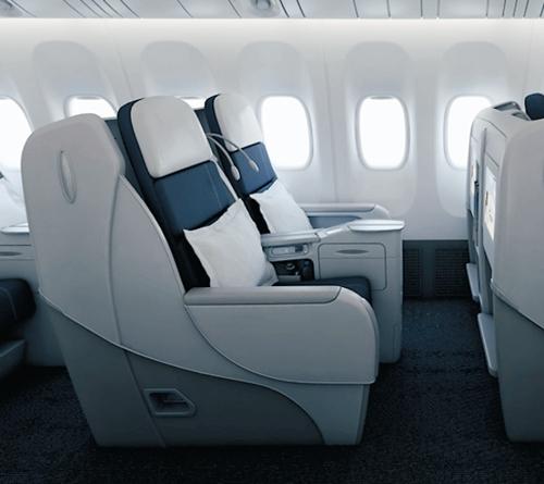 Guerre des  business class  entre Air France et Lufthansa