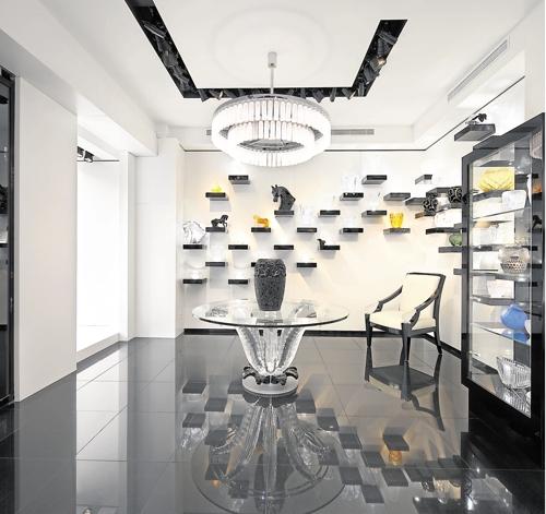 Lalique Rnove Sa Boutique Historique Au Coeur De Paris