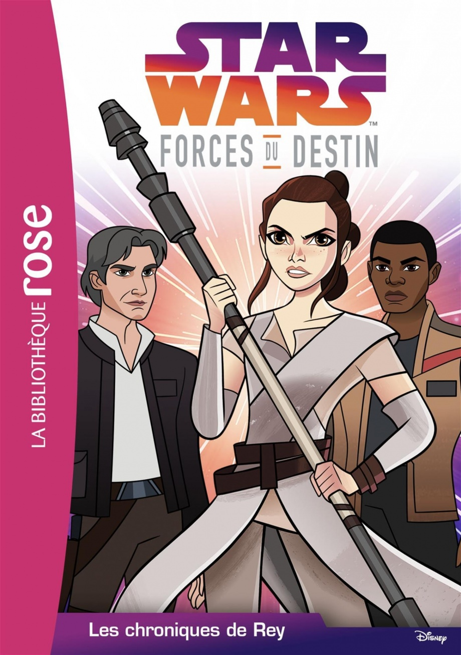 Star Wars : Forces Du Destin : forces, destin, Forces, Destin, Chroniques, Carlson, Berne, Jeunesse, Romans, Leslibraires.ca
