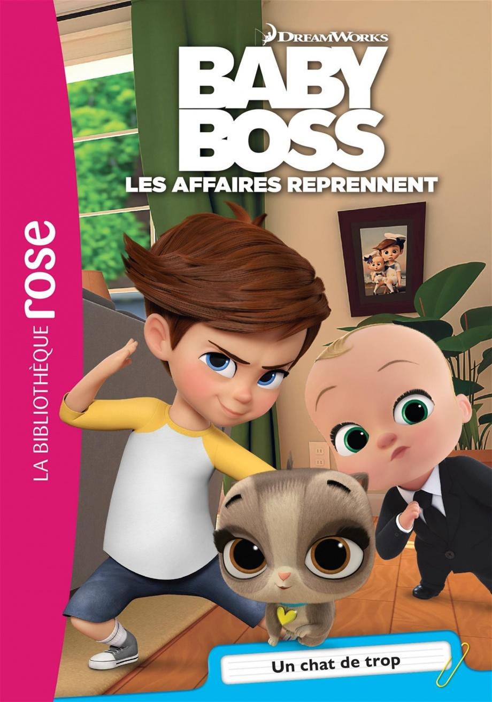 Baby Boss Les Affaires Reprennent : affaires, reprennent, Affaires, Reprennent, Jeunesse, Romans, Leslibraires.ca