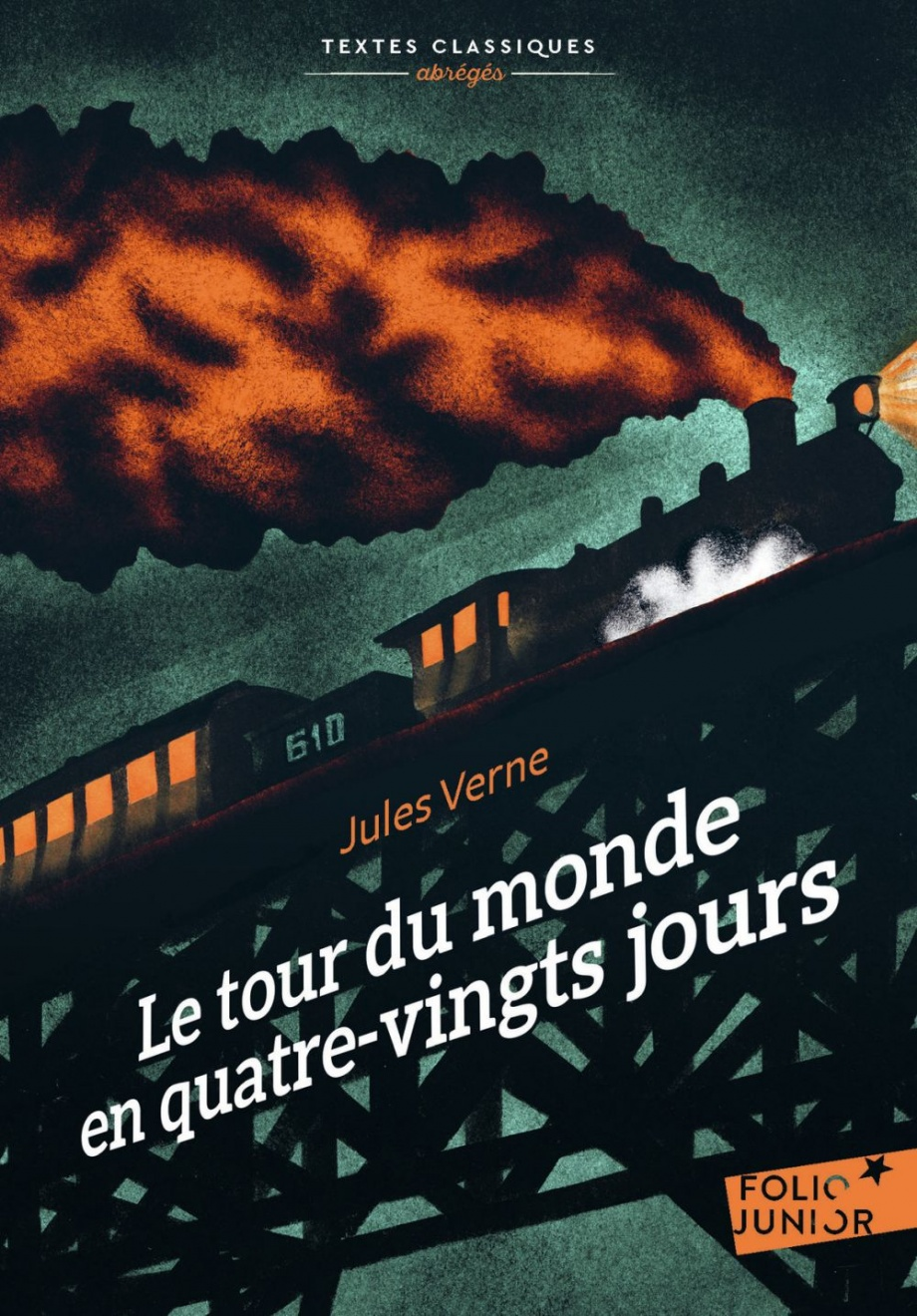Le Tour Du Monde En Quatre-vingts Jours : monde, quatre-vingts, jours, Monde, Jours, Jules, Verne, Jeunesse, Romans, Leslibraires.ca