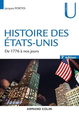 L Histoire Des Etats Unis : histoire, etats, Histoire, Etats-Unis:, Jours, Jacques, Portes, Leslibraires.ca