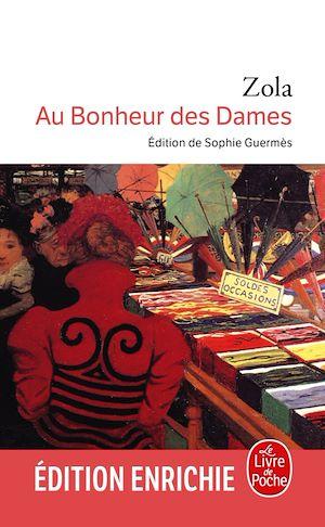 Au Bonheur Des Dames Livre : bonheur, dames, livre, Bonheur, Dames:, Classiques, Poche, Émile, Leslibraires.ca