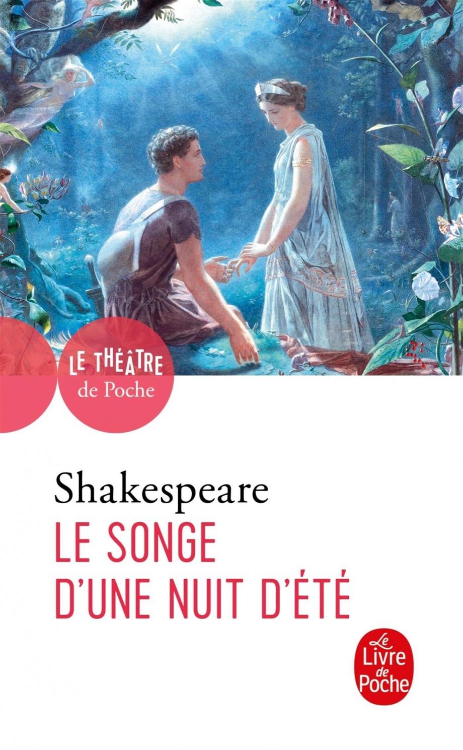 Shakespeare Songe D'une Nuit D'été : shakespeare, songe, d'une, d'été, Songe, D'une, D'été, William, Shakespeare, Littérature, Théâtre, Leslibraires.ca