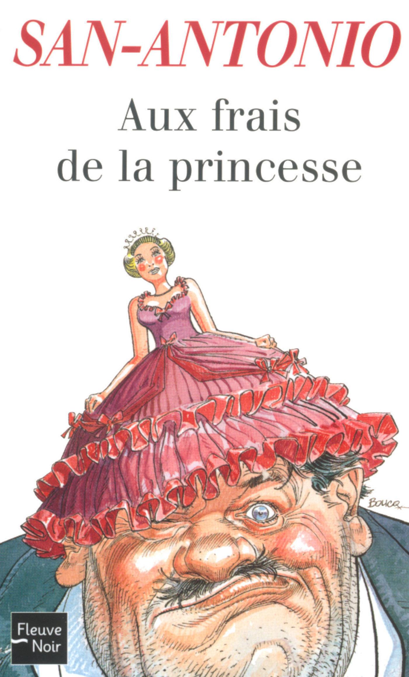 Au Frais De La Princesse : frais, princesse, Frais, Princesse, San-Antonio, Leslibraires.ca