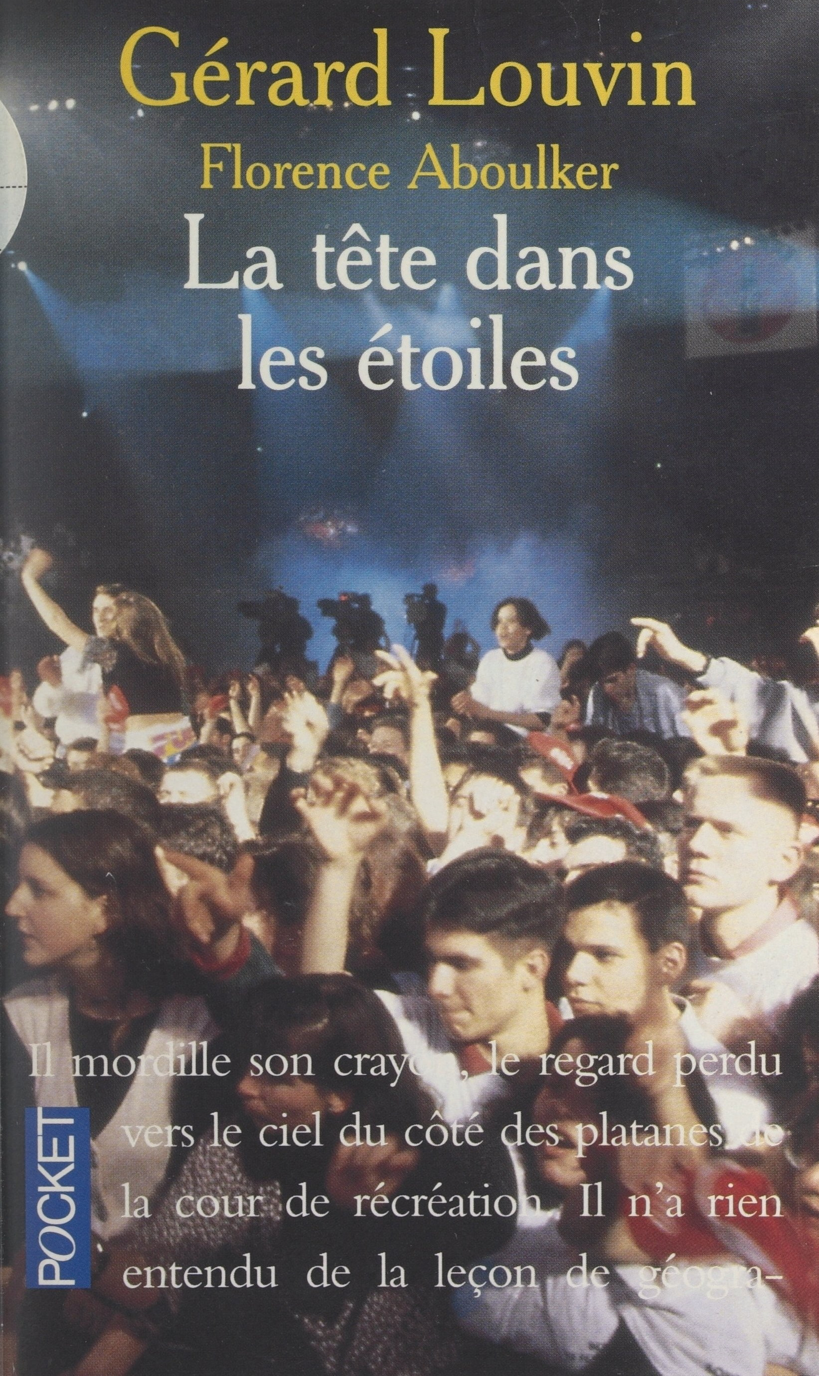 La Tete Dans Les Etoiles : etoiles, Tête, étoiles, Florence, Aboulker,, Gérard, Louvin, Leslibraires.ca