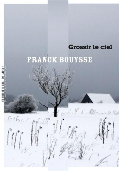 Franck Bouysse Grossir Le Ciel : franck, bouysse, grossir, Grossir, Franck, Bouysse, Littérature, Roman, Polar/Suspense, Leslibraires.ca