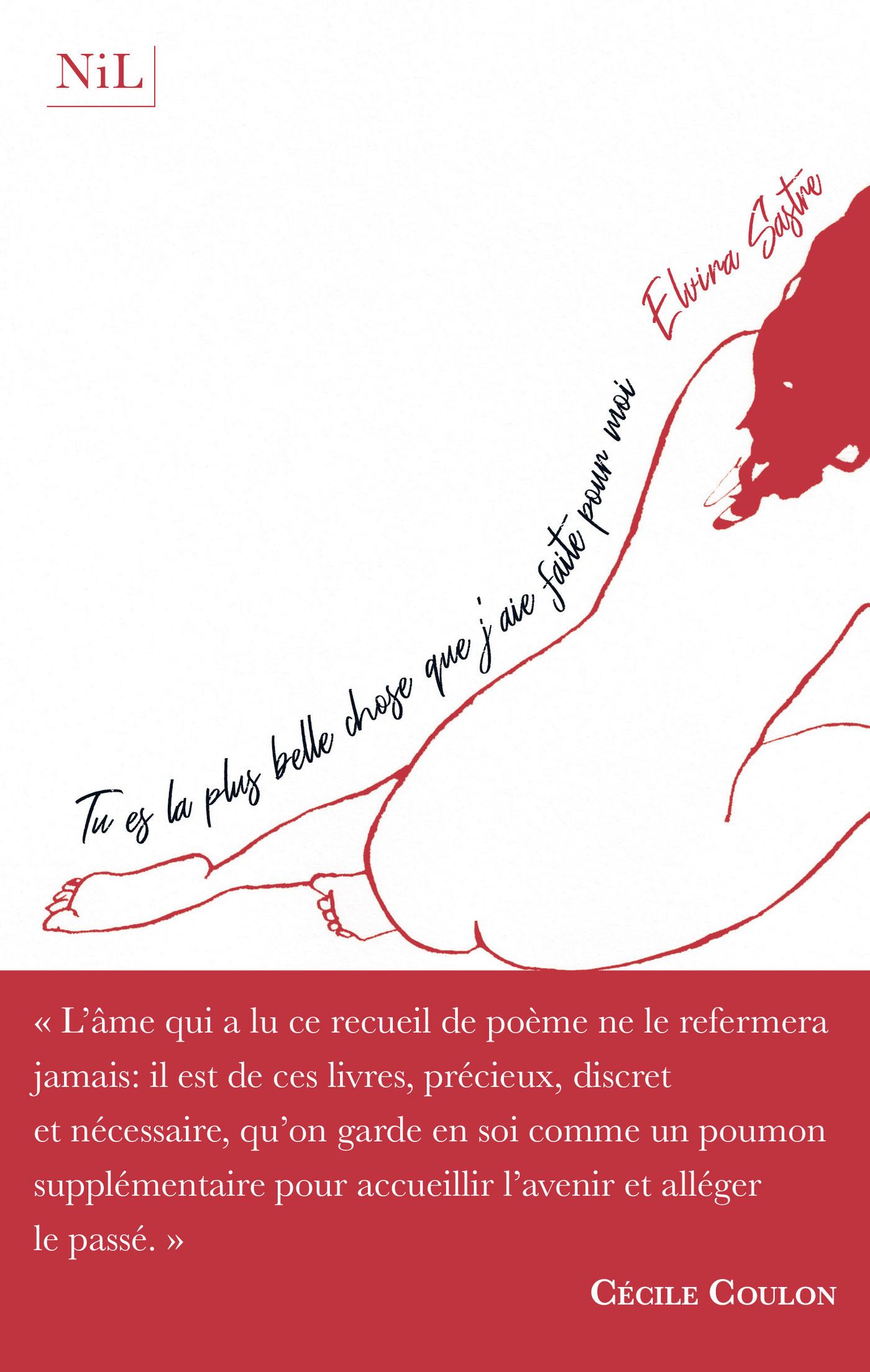 Que J'ai Ou Que J'aie : j'aie, Belle, Chose, Faite, Elvira, Sastre, Littérature, Poésie, Leslibraires.ca