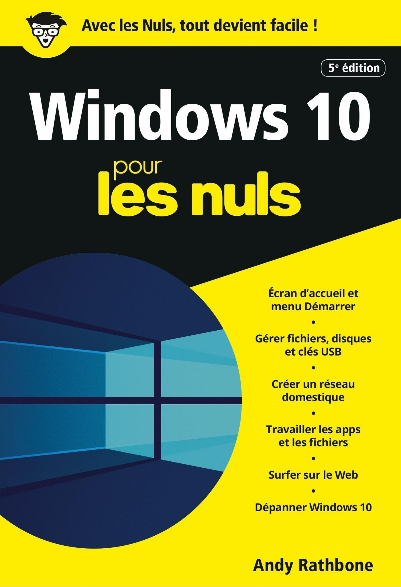 Internet Pour Les Nuls Gratuit Pdf : internet, gratuit, Windows, Rathbone, Informatique, Initiation, Leslibraires.ca