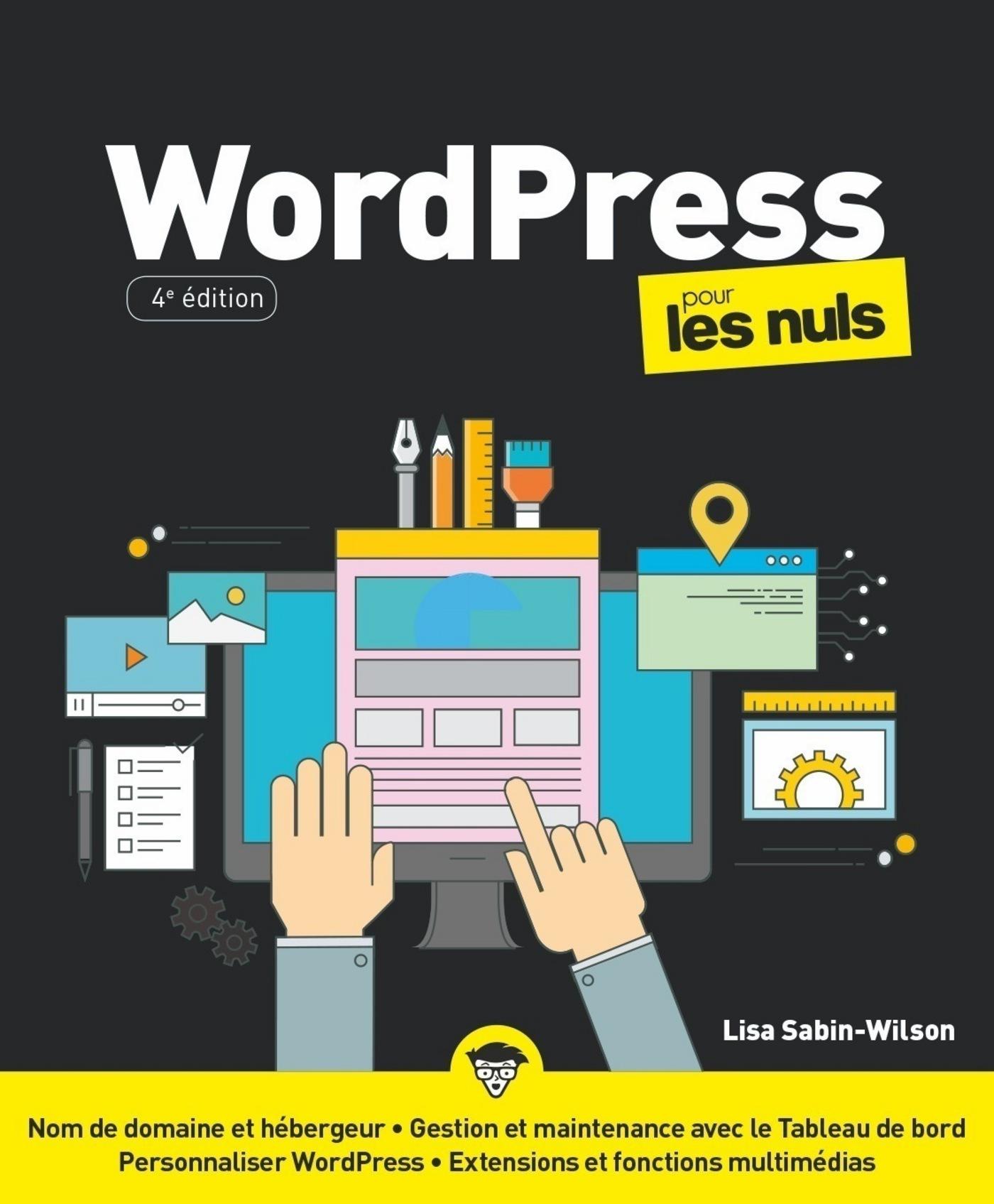 Wordpress Pour Les Nuls Pdf : wordpress, WordPress, Sabin-wilson, Informatique, Leslibraires.ca