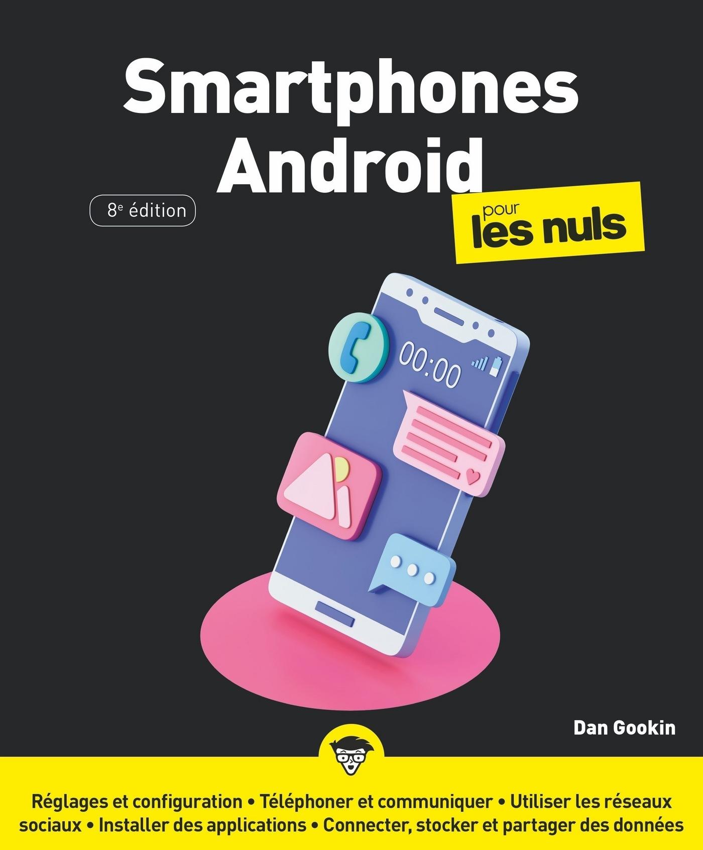Tablette Pour Les Nuls Pdf : tablette, Tablettes, Android, Gookin, Informatique, Tél.int./, Tablette/iPad/iWatch, Leslibraires.ca