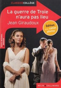 Jean Giraudoux La Guerre De Troie N'aura Pas Lieu : giraudoux, guerre, troie, n'aura, Guerre, Troie, N'aura, Giraudoux, Leslibraires.ca