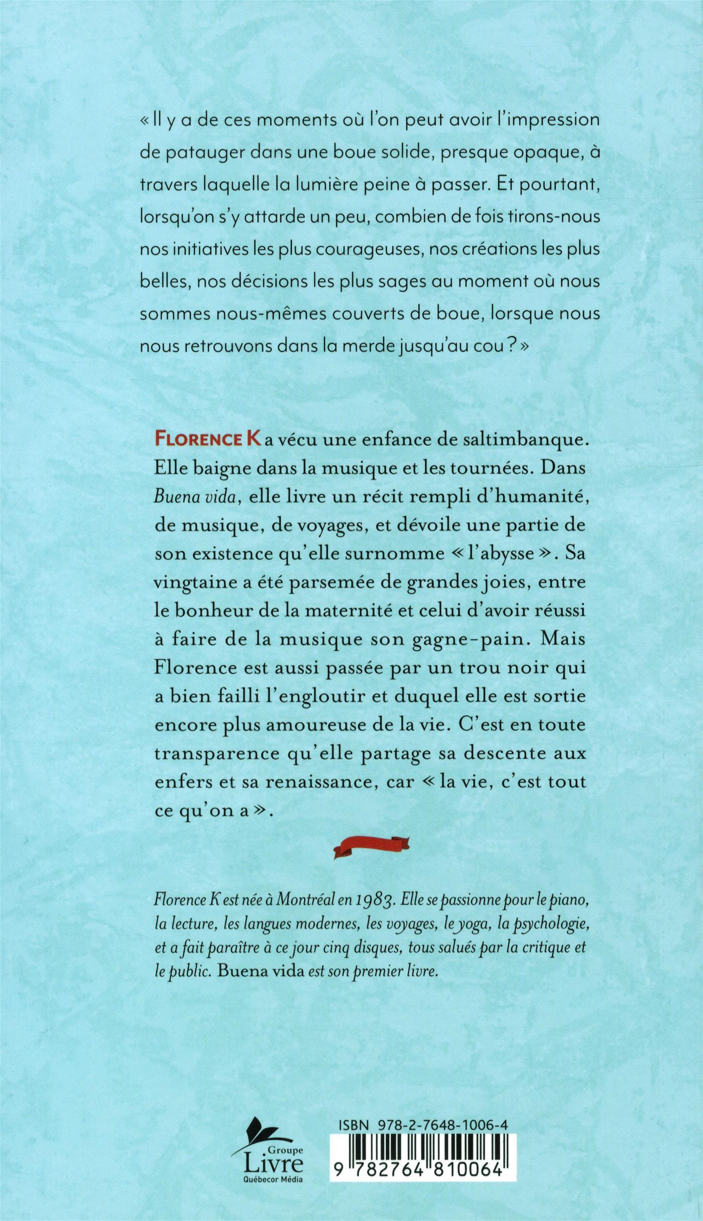 Passe A Florence 4 Lettres : passe, florence, lettres, Buena, Florence, Biographies, Faits, Vécus/Bio, Divers, Leslibraires.ca