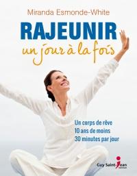 Rajeunir De 10 Ans En 10 Minutes : rajeunir, minutes, Rajeunir, Miranda, Esmonde-White, Leslibraires.ca