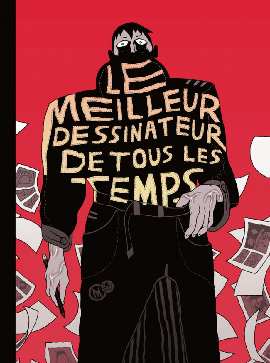 Meilleur Roman De Tous Les Temps : meilleur, roman, temps, Meilleur, Dessinateur, Temps, Chariospirale, Bande, Dessinée, Roman, Graphique, Leslibraires.ca