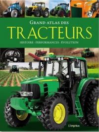 Plus Gros Tracteur Du Monde : tracteur, monde, Grand, Atlas, Tracteurs, Michael, Dörflinger, Transports, Véhicules, Lourds/Tracteurs, Leslibraires.ca