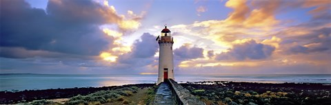 Port Fairy Lighthouse 3 by Wayne Bradbury Photography